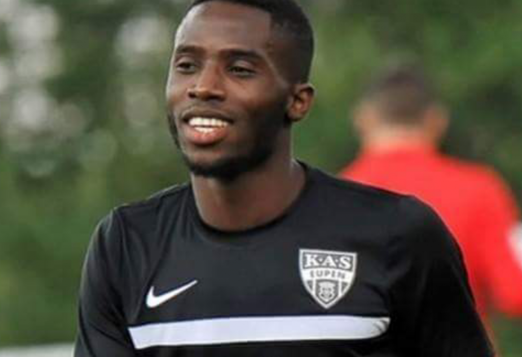 Moussa Diallo (photo as-eupen.be)