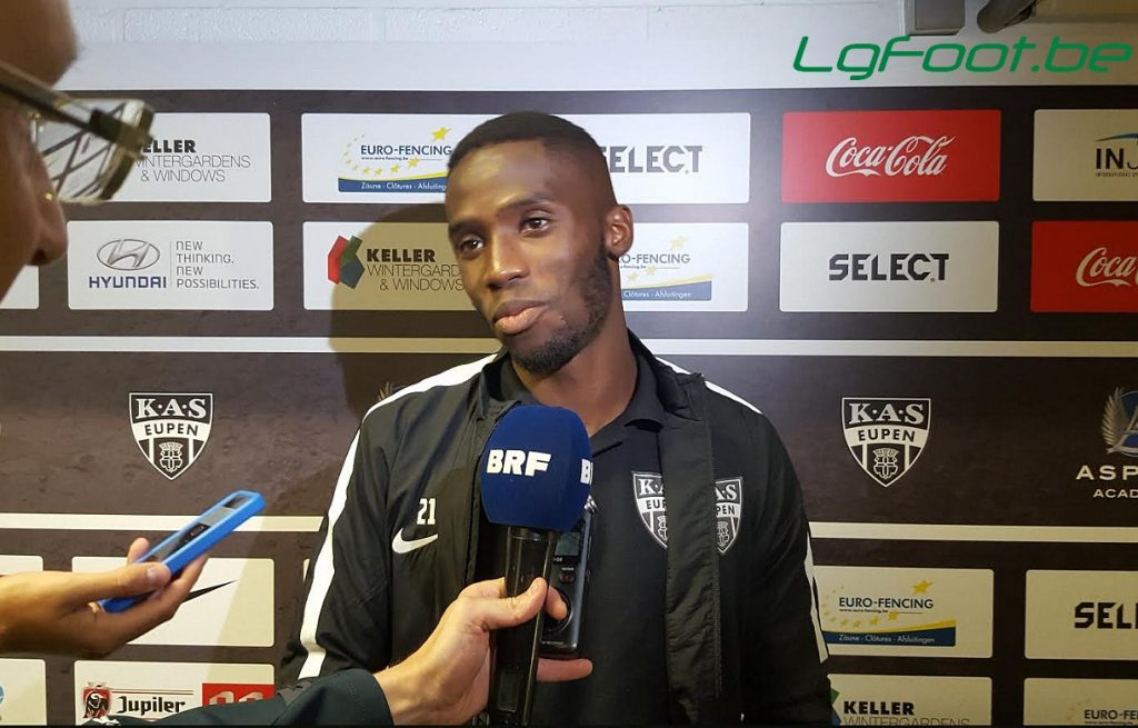 Moussa Diallo, auteur de 4 buts en 2 matches. (photo LD)