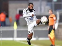 Fahad Al-Abdulrahman, l'arrière-gauche de l'AS Eupen.