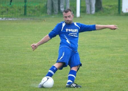 François Ledoyen, joueur de Waimes. (photo LD).
