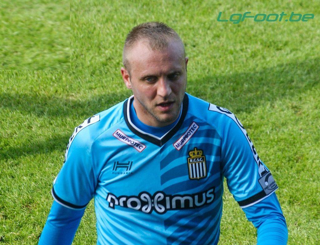 Jordan Remacle (ici lors d'un amical entre Charleroi et Eupen la saison dernière). [photo LD]