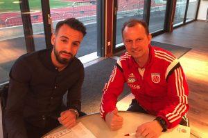 Martin-Suarez a été officiellement présenté comme nouvelle recrue du Fola Esch.