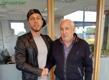 Maxime Crahay quitte le club du président Sébastian.