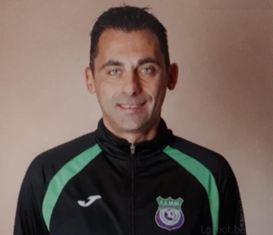 Le nouvel entraîneur de Melen.