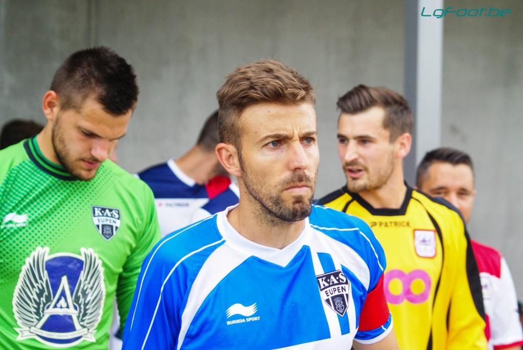 Luis Garcia prolonge à Eupen.