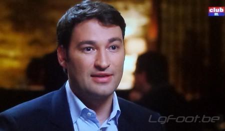 Le président du RCSV Maxime Degey a évoqué le cas du RCSV sur Club RTL.